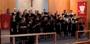 Gloria Choir Spring 2014